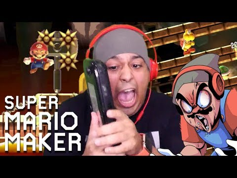 PLAYING 3 IMPOSSIBLE LEVELS!! HELP ME!! [SUPER MARIO MAKER] [#165]