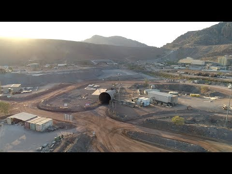 A Journey Underground - A Look At The Argyle Diamond Mine