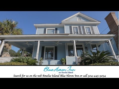 Blue Heron Inn Amelia Island - Bed And Breakfast - B&B - Hotel - Fernandina Beach, Florida