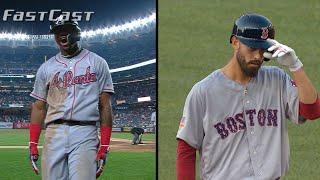 MLB.com Fastcast: Acuna shines, Porcello rakes - 7/2/18