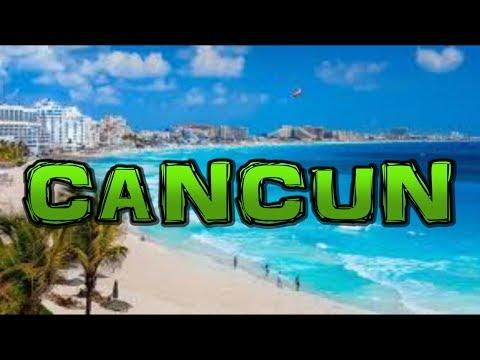 CANCUN - Mexico 4K