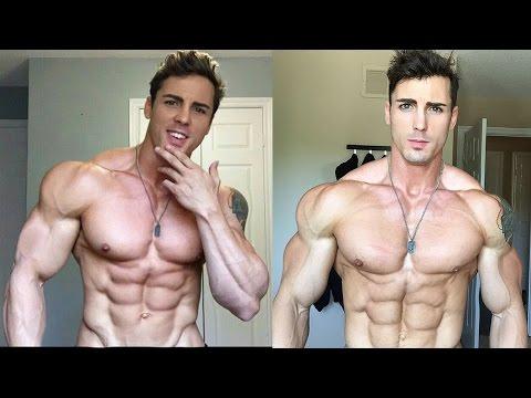 Canadian Fitness Model   Collin Joseph