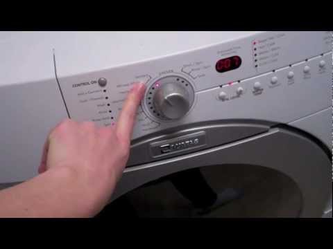 CLEAN YOUR WASHER WITH VINEGAR!