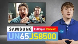 Samsung UN65JS8500 ( JS8500 ) // IS THIS THE BEST TV FOR YOU? #SamsungTV