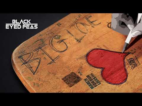 Black Eyed Peas - BIG LOVE (Audio)