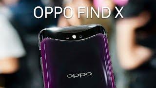 Trên tay Oppo Find X: những điểm đặc biệt
