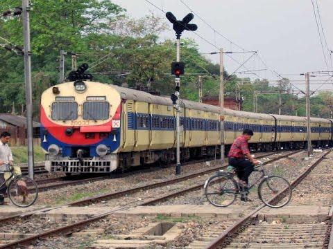 India Memu Passenger Train