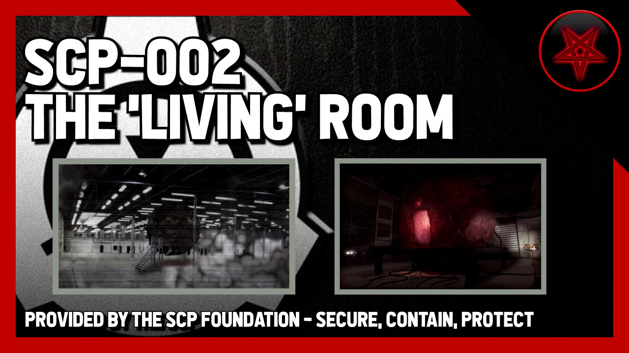 SCP-002 The 'Living' Room | Spectral HORROR - YouTube
