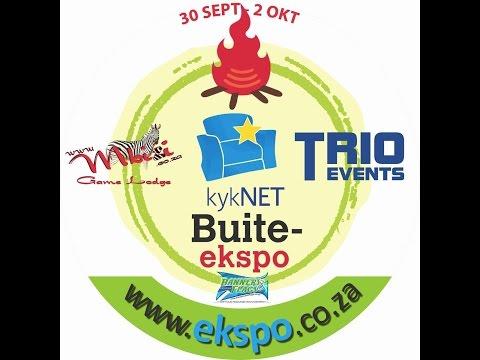Die kykNET Buite Ekspo Limpopo 2016 - GrootFM 90.5 - Gen promo