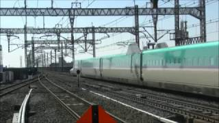 東北新幹線 2017/02/16 とれいゆつばさ
