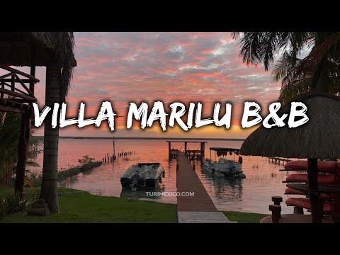 Hotel Villa Marilu B&B en Bacalar