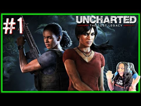 THOTTY IS BACK!!! | Uncharted: The Lost Legacy Episode 1 Gameplay!!!
