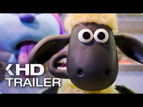SHAUN THE SHEEP 2: Farmageddon Trailer (2019)