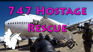 747 Hostage Rescue (Lion Claws Tactical Challenge)