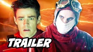 The Flash 4x20 Promo - Accelerated Man Returns and Coffee Girl Breakdown