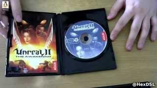 Nostalgia! - Unreal 2 PC Game Unboxing!