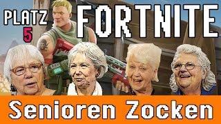 Fortnite - erstes mal Platz 5 - Senioren Zocken!!!