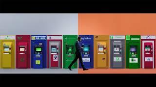 С картой monobank каждый банкомат ваш