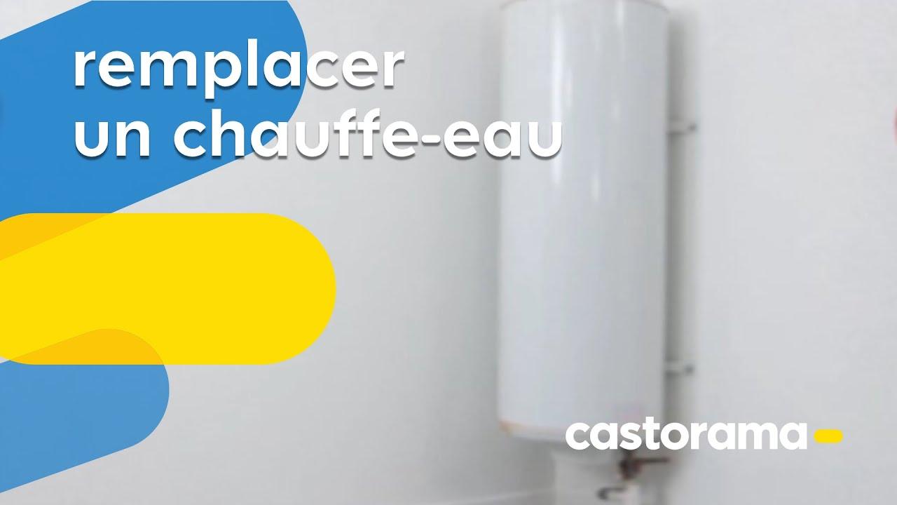 Remplacer Un Chauffe Eau Castorama Youtube