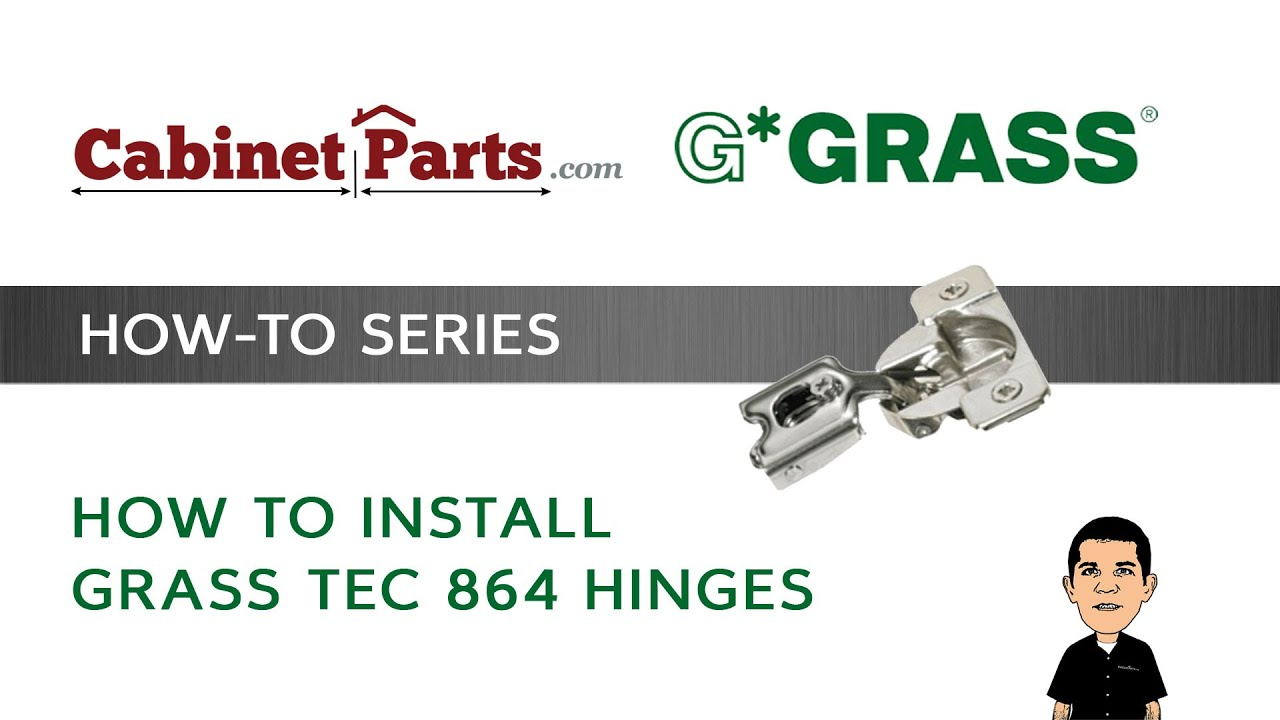 Grass TEC 830 Hinge Replacement | CabinetParts com