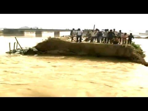 Siddharthnagar Dam Destroyed - सिद्धार्थनगर बांध हुआ तबाह - ETV UP Uttarakhand