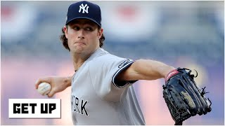 Can Gerrit Cole win Game 5 & take the Yankees to the ALCS on short rest? | Get Up