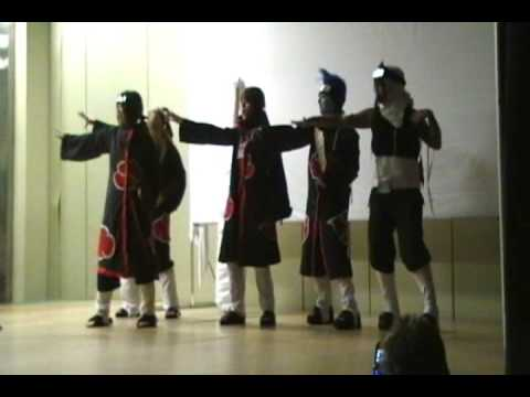 Akatsuki Sailor Song Dance