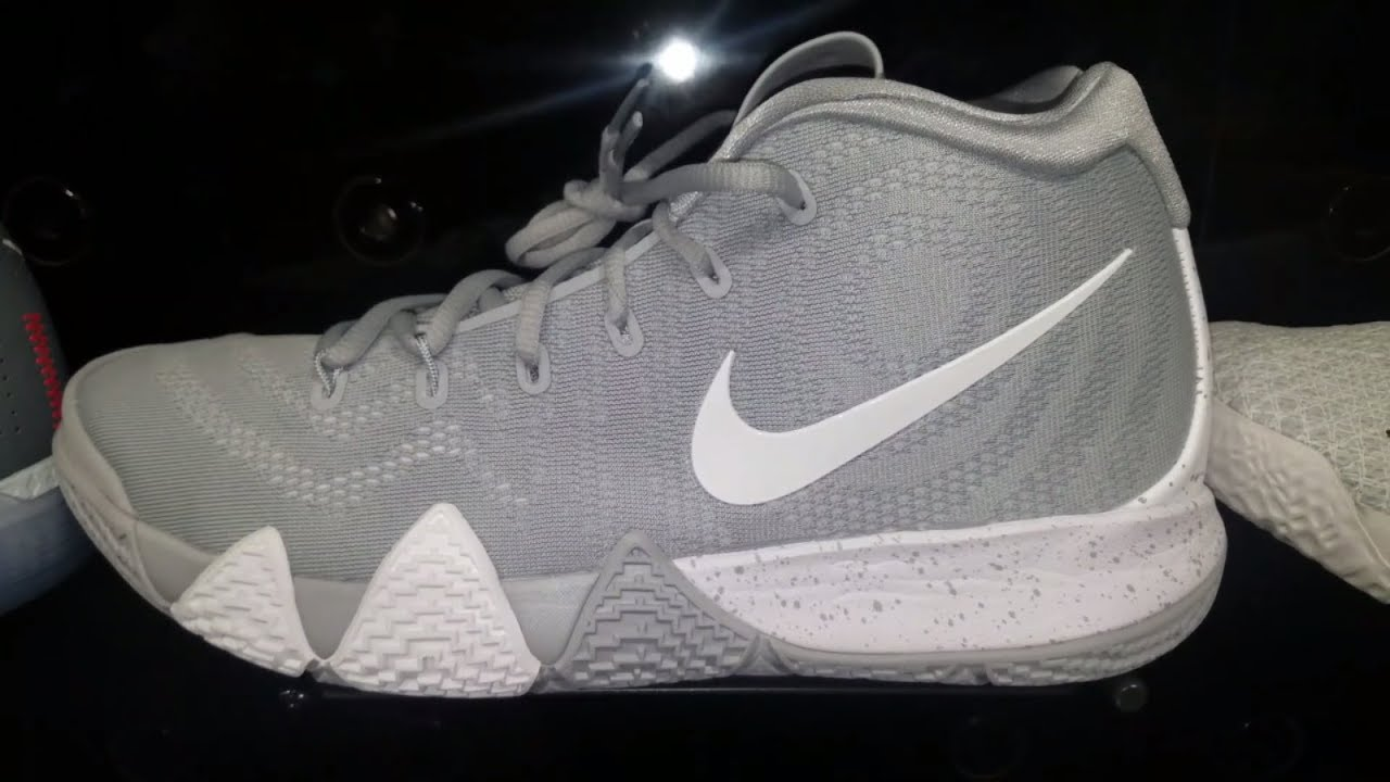 sports shoes c742f 0d541 KYRIE IRVING'S NIKE KYRIE 4