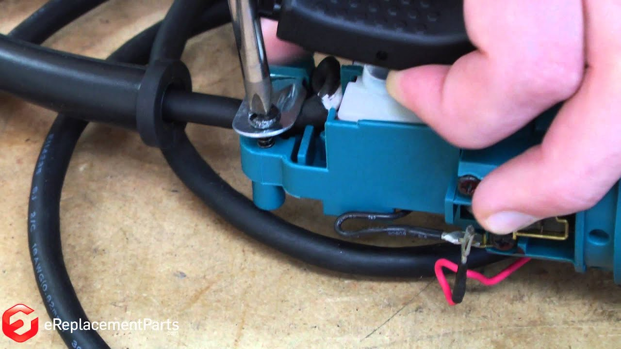 How To Replace The Switch On A Makita Grinder A Quick Fix