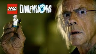 LEGO Dimensions - Great Scott Live Action Trailer