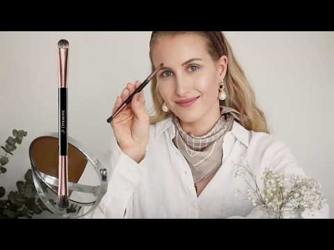 Quick & Easy Eye Makeup – Using Eyeshadow Sticks Vanilla & Latte