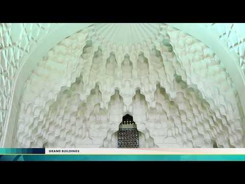 "Digital Kazakhstan # 2 Kazakh-TV ""Turkestan Treasures"""