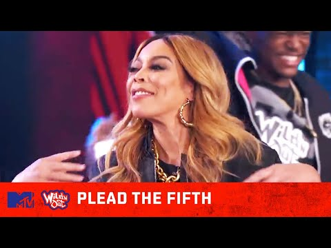 Wendy Williams Calls Out Emmanuel Hudson's Mother 😱 | Wild 'N Out | #PleadTheFifth