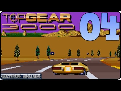 Vamos Jogar Top Gear 3000 Parte 04