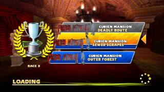 Sonic and Sega All Stars Racing (PS3) Mission 48 Horrible Cup