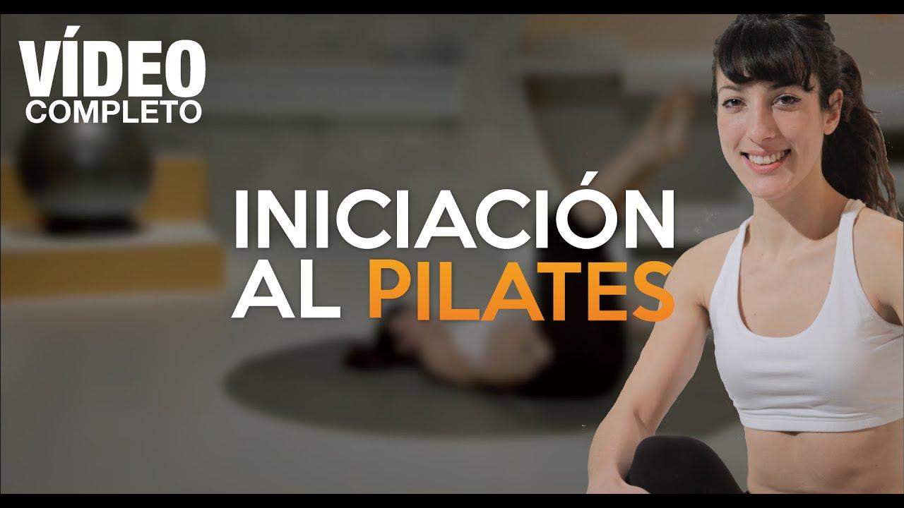 CLASES DE PILATES  Iniciación - YouTube dd38a308d970