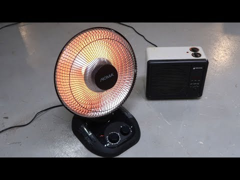 Infrared Vs Space Heater: How Warm Does It Feel