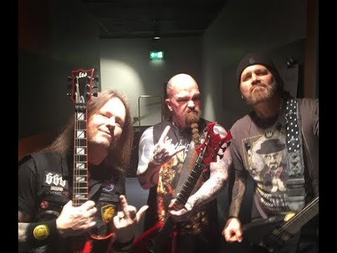 Ex-Machine Head's Phil Demmel to fill in for Slayer's Gary Holt on Slayer's tour.. Mp3
