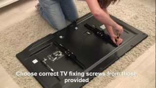 Ross Neo Series LNRVT600 Flat to Wall with Variable Tilt TV Mount