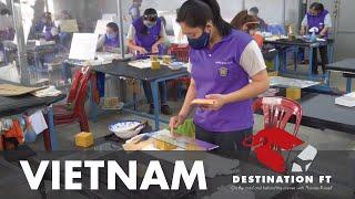Tour of Rochdale Spears in Vietnam