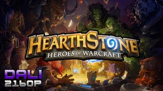 Hearthstone: Heroes of Warcraft PC 4K Gameplay 2160p