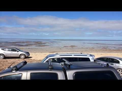 Thompson Beach, crabbing - 12/10/14