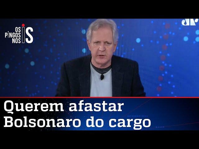 """sddefault Augusto Nunes faz alerta importante e escancara """"golpe"""" contra Bolsonaro (veja o vídeo)"""