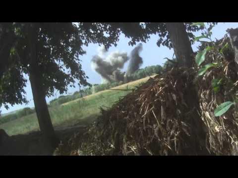 Recon Marines Fighting in Afghanistan (Moto Vid)