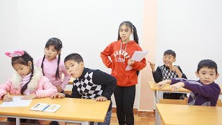Kids Go To School | Chuns And Best Friend Learn to recognize the food