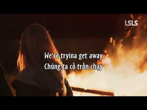 [Lyrics + Vietsub] Down In Flames - Ella Vos