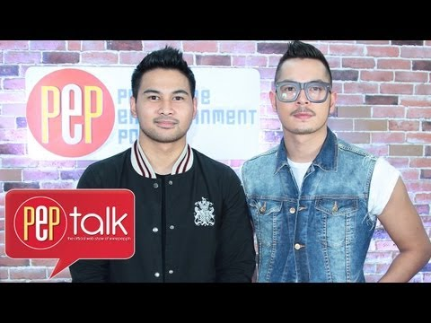 """PEPtalk. Jake Cuenca and Joem Bascon talk about their controversial love scene in """"Lihis"""" thumbnail"""