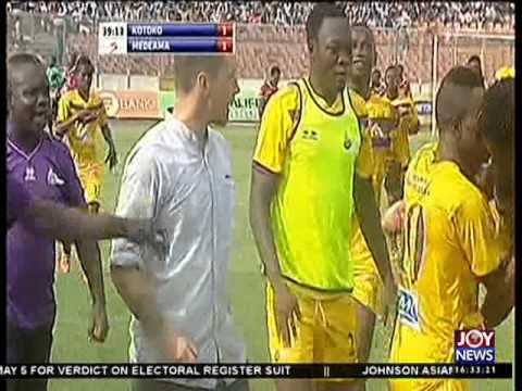 Ghana Premiere League - The Pulse (22-4-16)