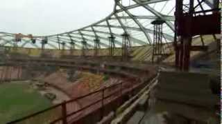 World Cup 2014  Brazil stadium building behind schedule