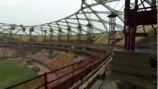 World Cup 2014  Brazil stadium building behind schedule